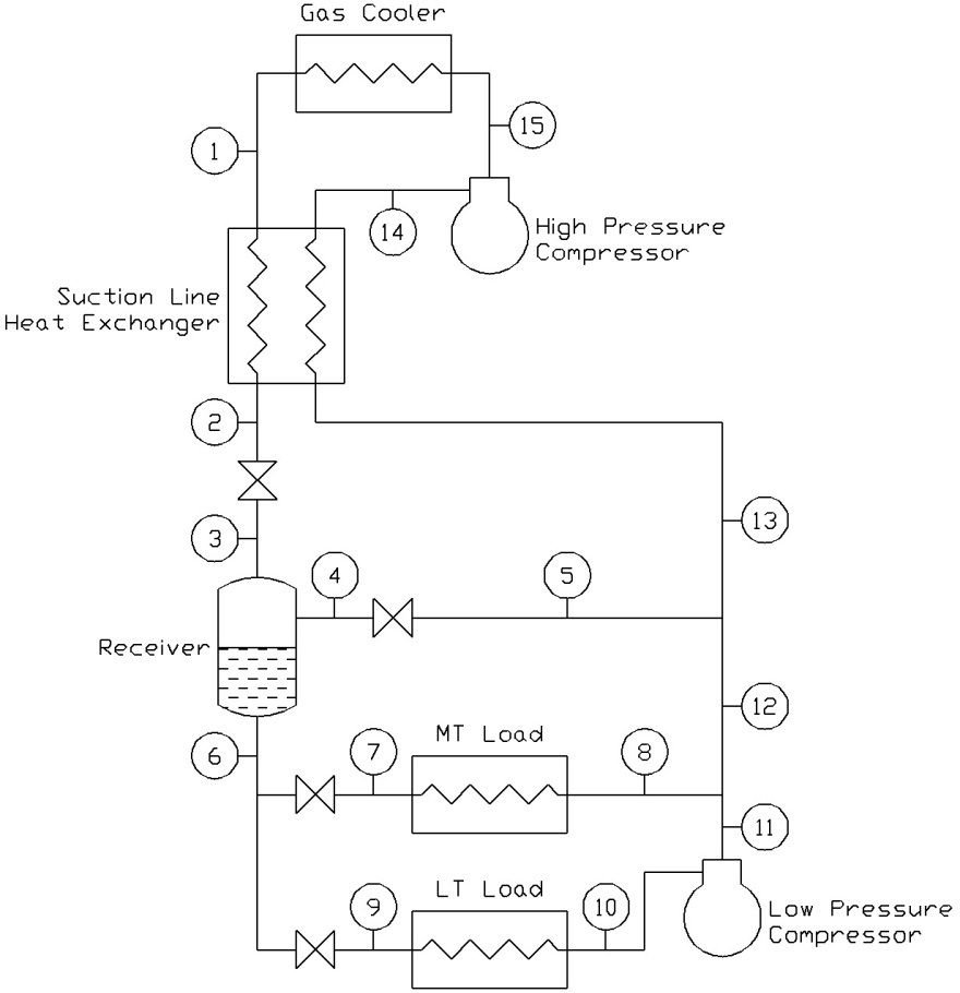 Walk In Cooler Compressor Diagram Free Download Wiring For Example Electrical U2022